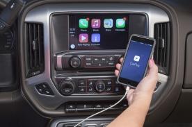 Gmc Adds Apple Carplay To 2016 Canyon Yukon And Sierra