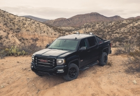 2016 GMC Sierra All Terrain X