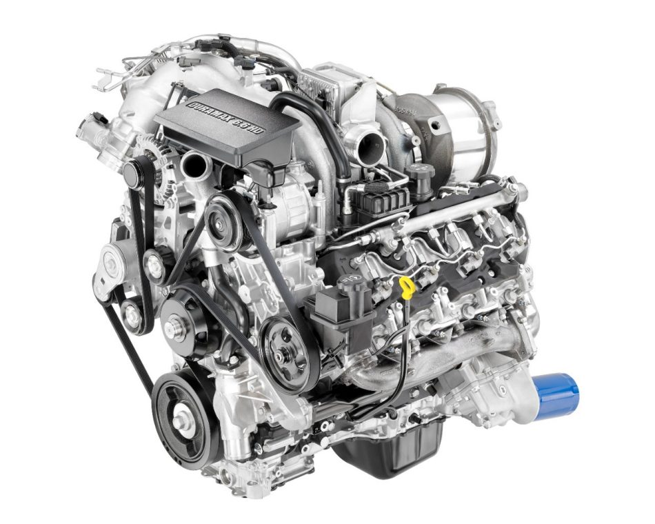 New Duramax 6 6l Diesel Introduced On 2017 Sierra Hd