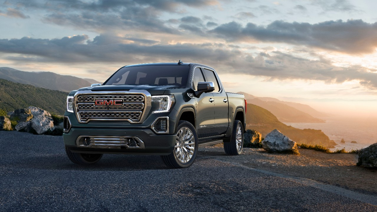Gmc Introduces The Next Generation 2019 Sierra
