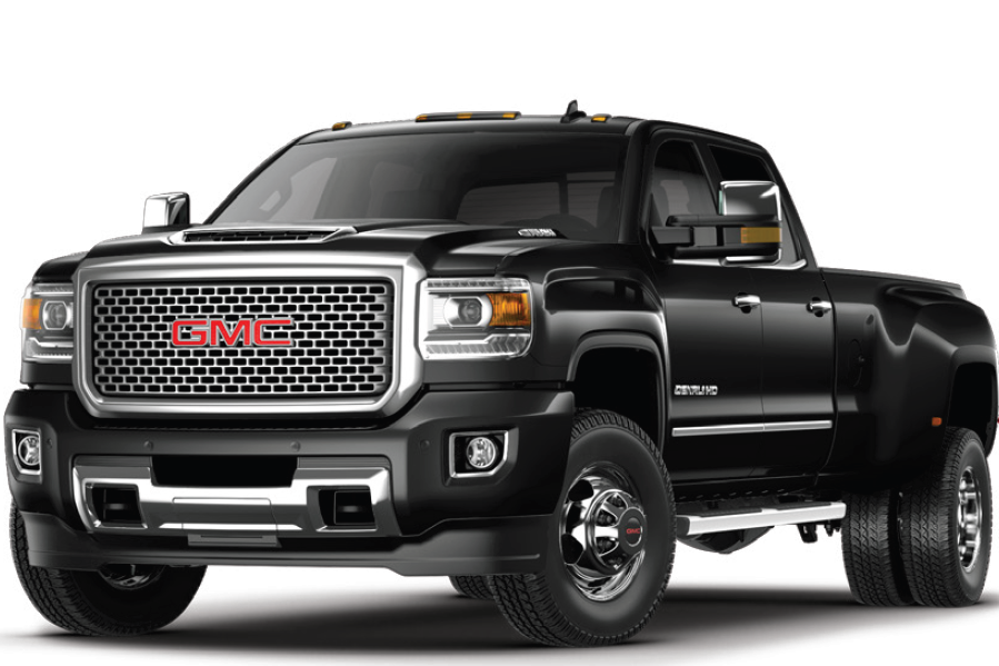 2017 Gmc Sierra 3500hd