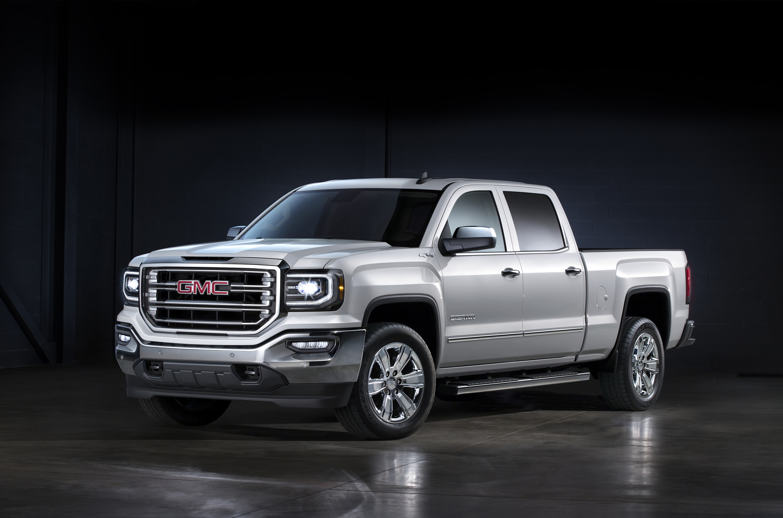 2017 Sierra 1500 Pickup Truck Gmc