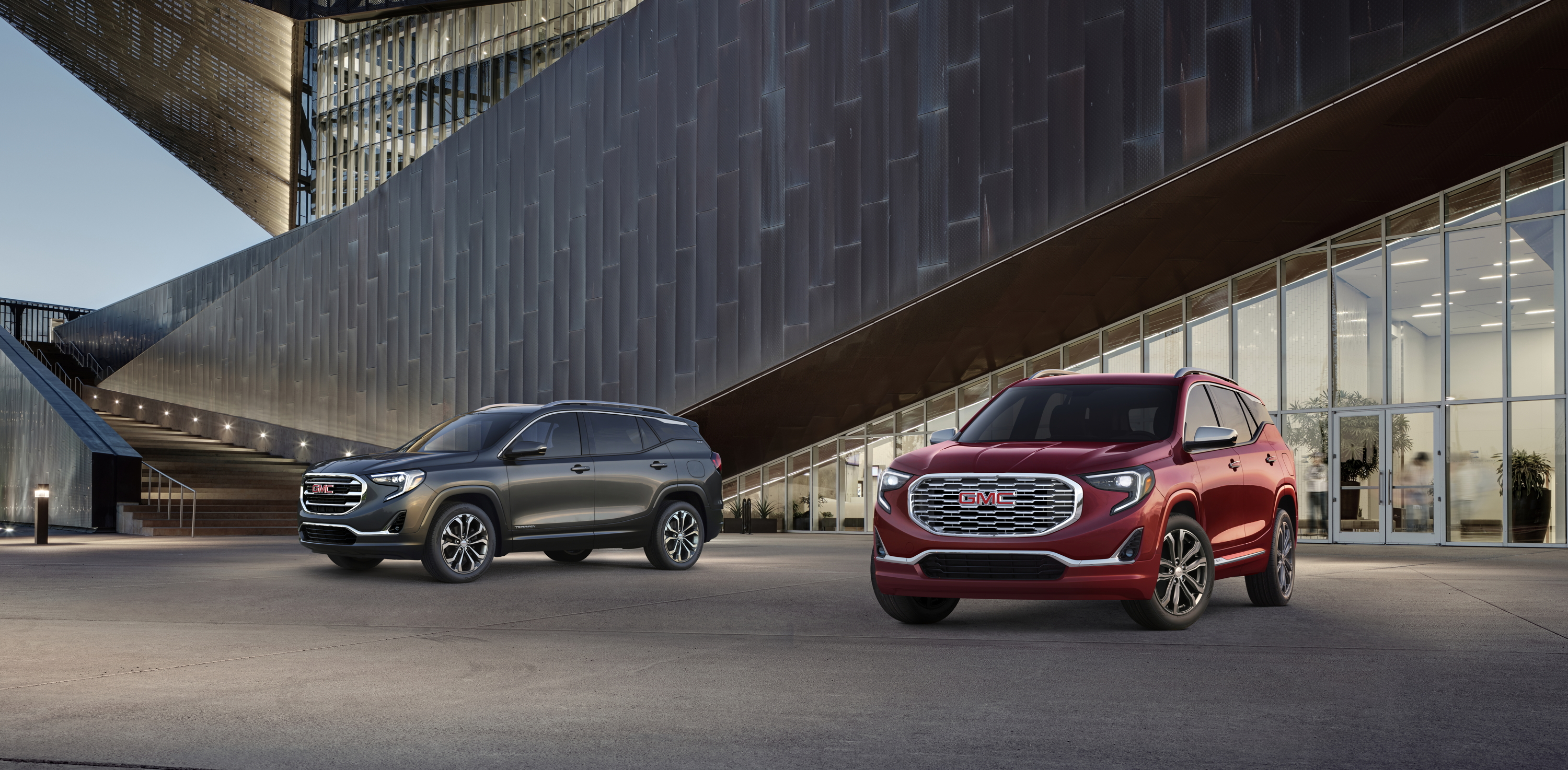 2018 gmc engines. delighful engines gmc introduces modern bold design on 2018 terrain with gmc engines