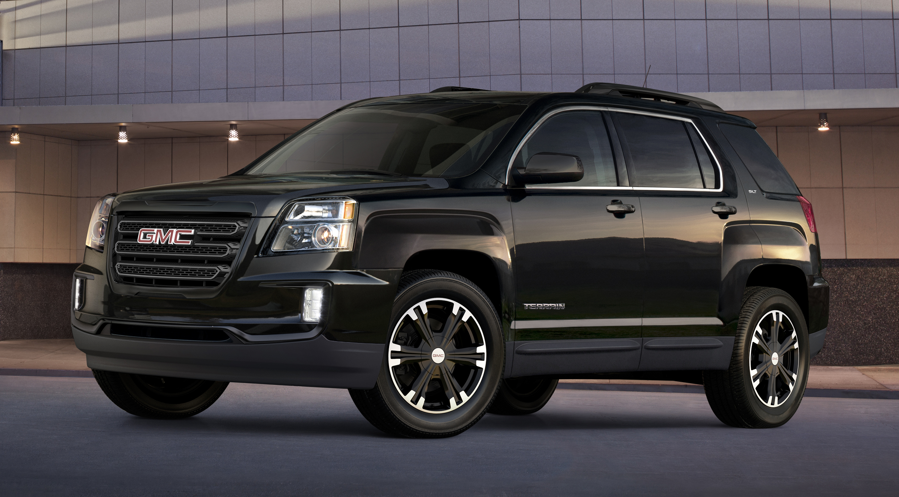 palmer terrian models gmc select terrain