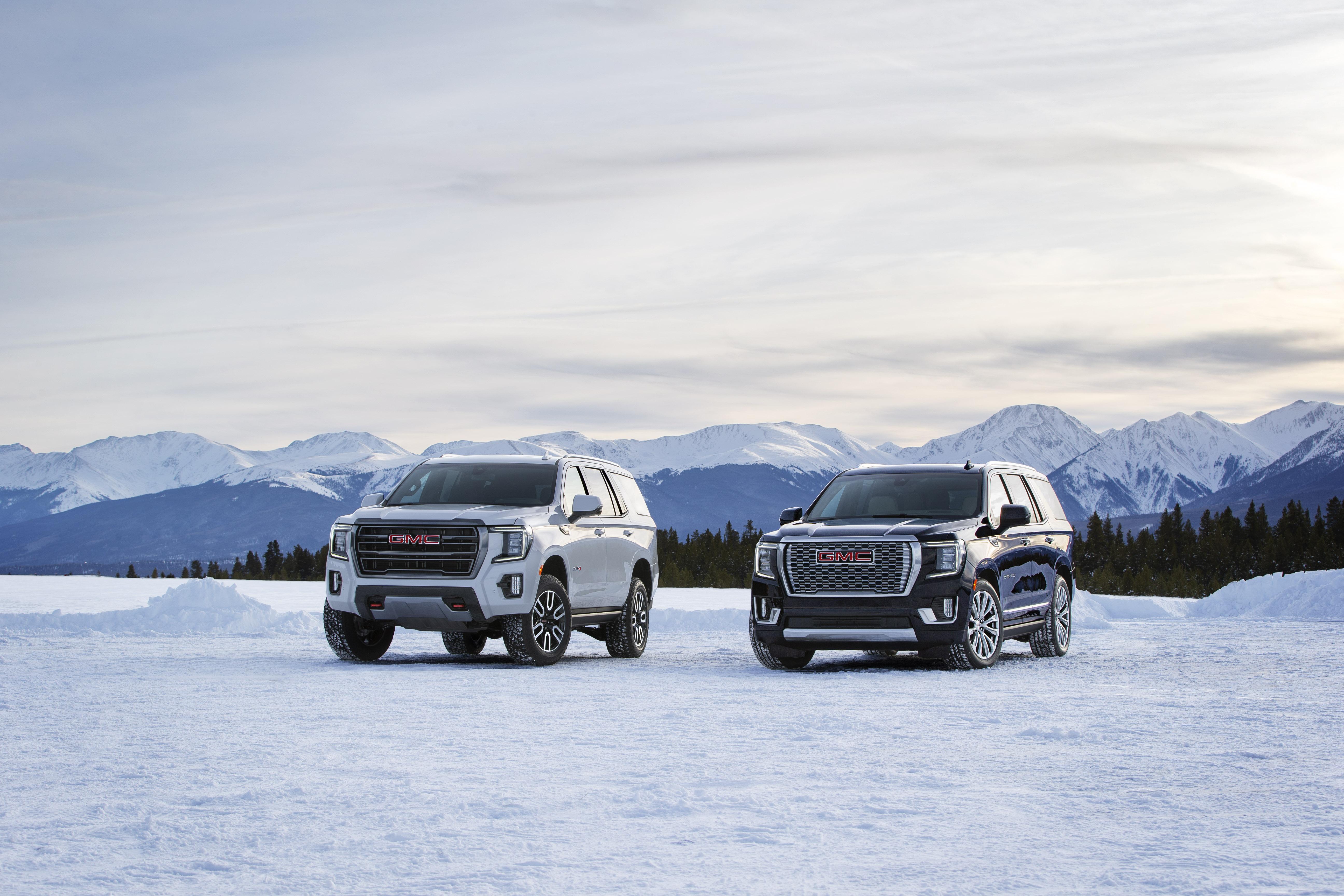 Gmc Reveals The Next Generation Yukon And Yukon Xl