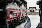 GMC Sierra Snow Plow