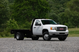 2014 GMC Sierra 3500 HD SLE Dump Body