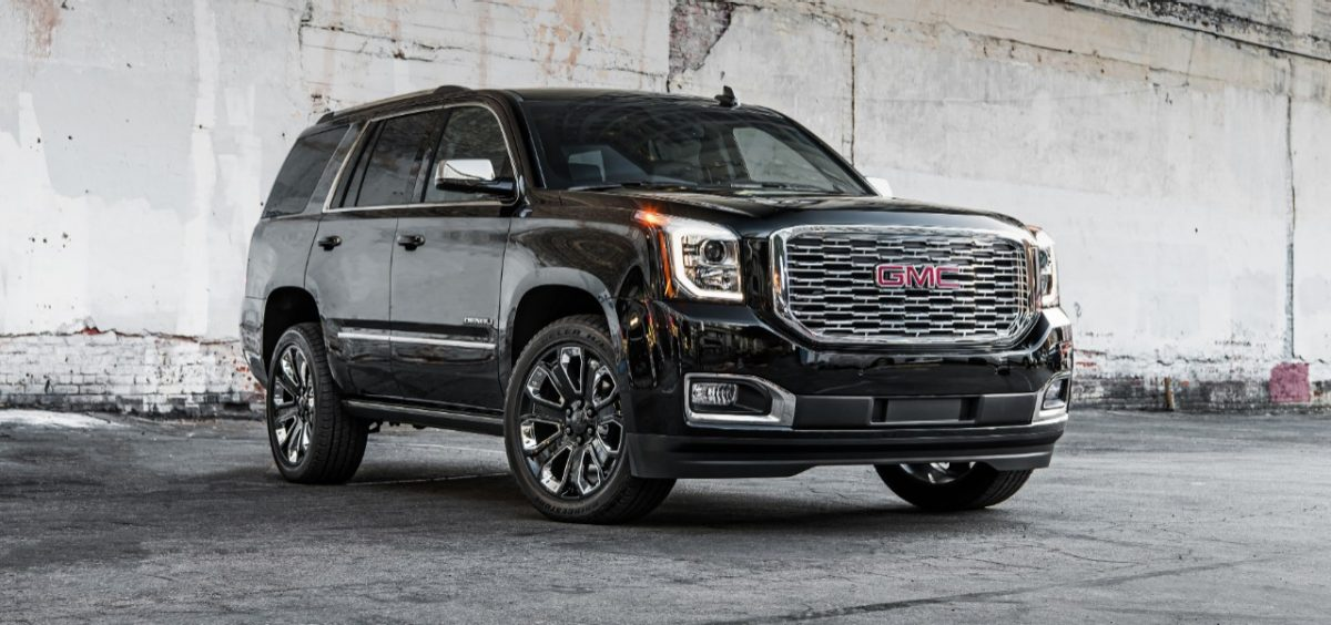 2019 GMC Yukon: New Packages, Specs, Price >> 2019 Yukon Full Size Suv