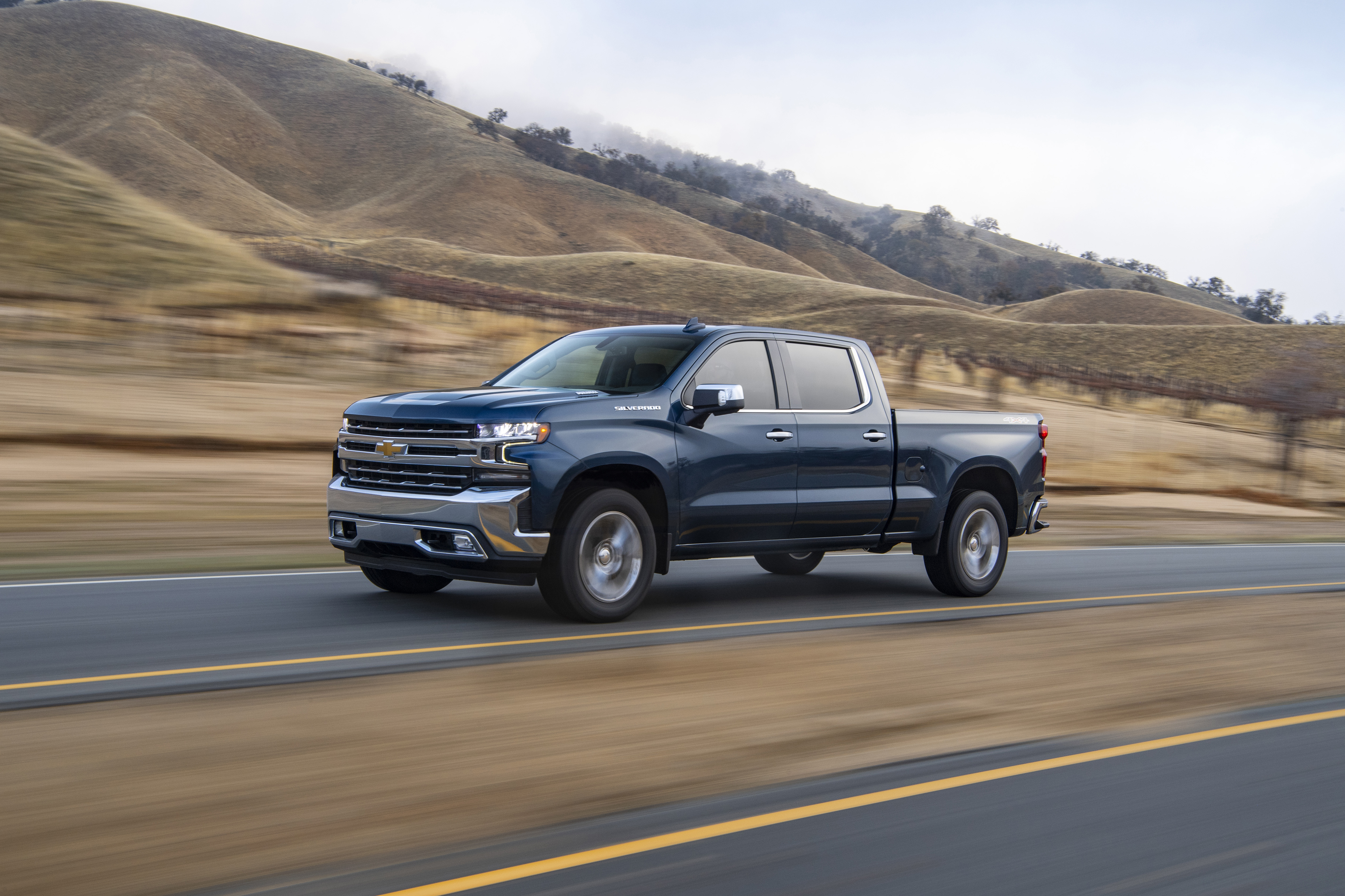 2020 Chevy Duramax Pictures