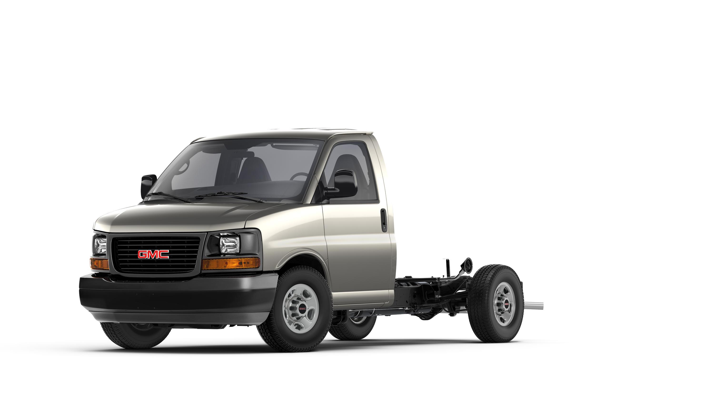 2016 Savana Cutaway: Full-Size Cutaway Van - GMC