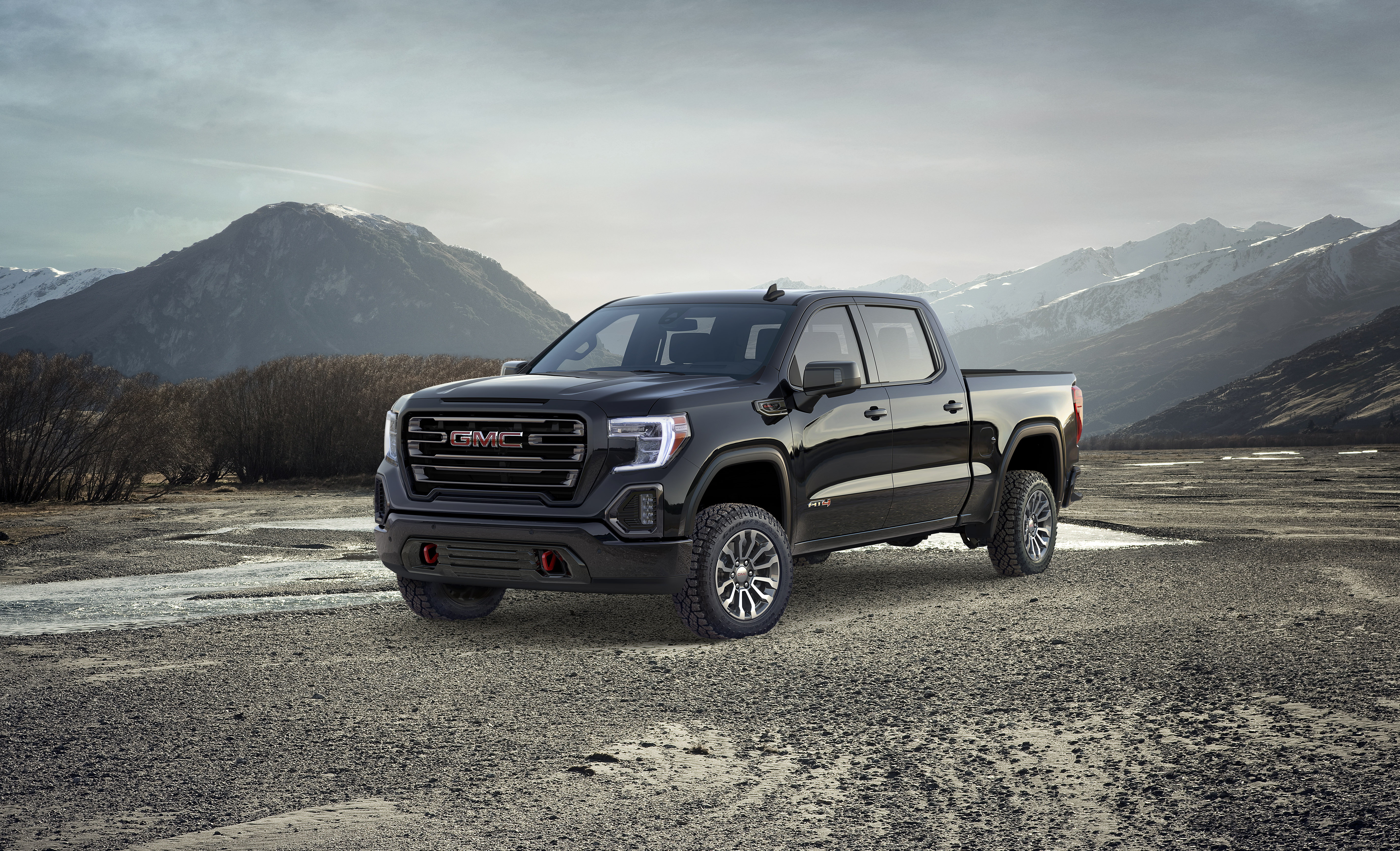 b825ed9066f Refinement Ventures Off-Road with All-New Sierra AT4