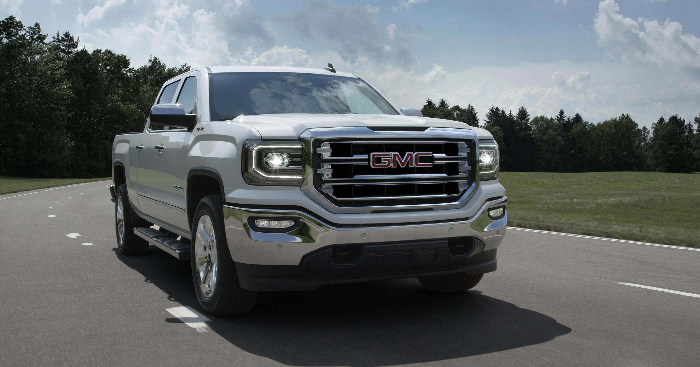 2016 Sierra 1500 Pickup Truck Gmc