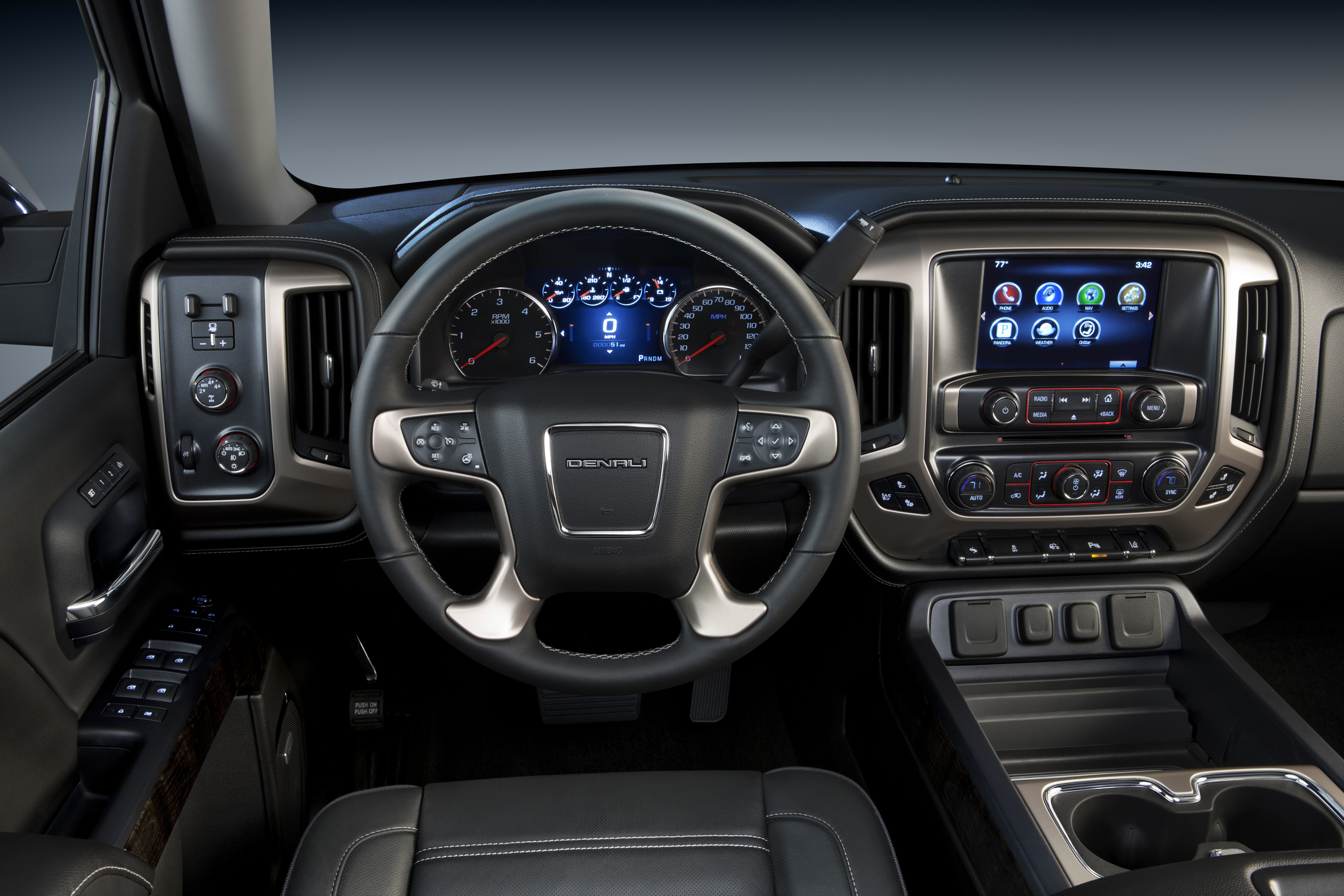 denali rs videos sierra video the bed gmc reinvents roadshow