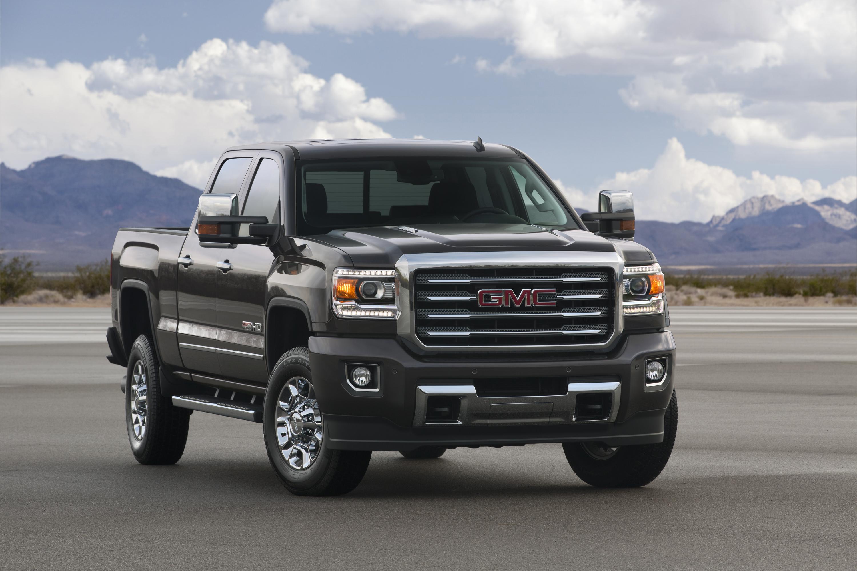 2016 Sierra 2500HD Heavy Duty Pickup Truck GMC